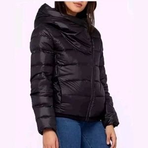 New nike downfill warm black coat puffer jacket M